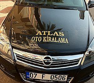 Antalya konyaaltı araç kiralama