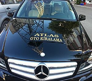Antalya Luxus-Mietwagen