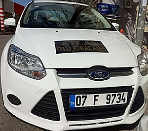 Lara Rent A Car Antalya